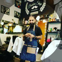 Ayaz Khorani - Baghdad Barber Shop