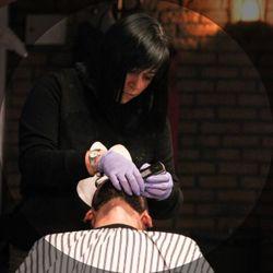 Ania - Męska Kuźnia Barbershop