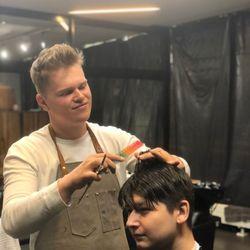 Mateusz - British Barbershop Kielce