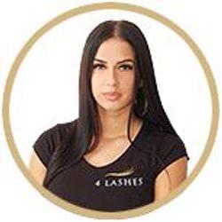 Daria - Rose Lashes 4lashes