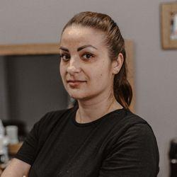 Iryna - Mister Cut Barbershop Praga