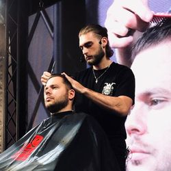Manuel - New York Barbers