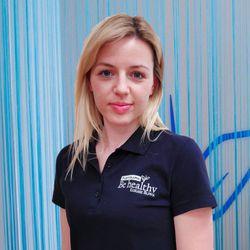 mgr Anna Lach - Centrum Fizjoterapii Be Healthy