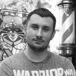Kamil - Barber-Szop Kraków