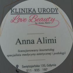 Klinika Urody We Love Beauty by Anna Alimi, Świętojańska 135, 81-401, Gdynia