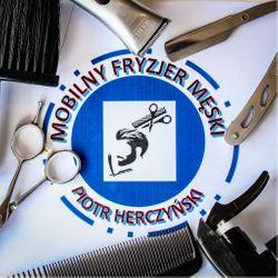 Mobilne Usługi Fryzjerskie - Męskie   Piotr Herczyński, ulica Łany 10, 30-385, Kraków, Podgórze
