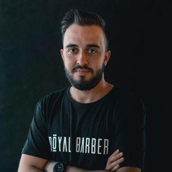 Piotrek - Royal Barber Maksymilian Bączyński