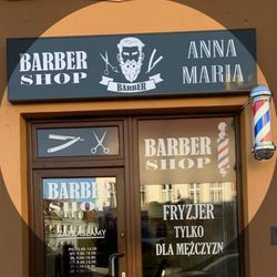 Anna Maria Barber Shop, Wróblewskiego 8, 67-100, Nowa Sól
