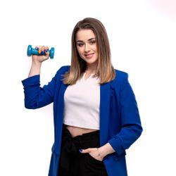 Monika Ofic - HoliClinic - fizjoterapia, dietetyka, psychologia