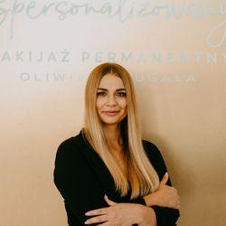 Jagoda - Oliwia Strugała - Spersonalizowany Makijaż Permanentny