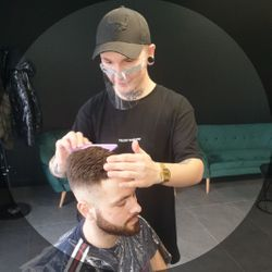 Kordian - Black Rose Barbershop