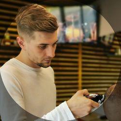 Bartek Andreasik - Baber Barbershop Skawina
