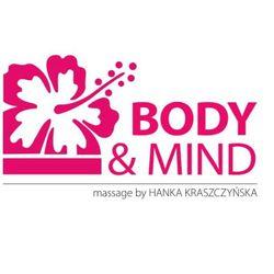 Body & Mind massage by Hanka Kraszczyńska, ul. Pełczyńskiego 28 E lok. 24 klatka 3, 01-471, Warszawa, Bemowo