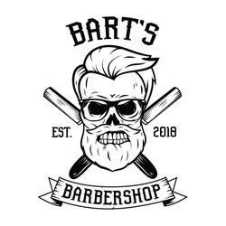 Bart's Barber Shop 2, ulica Mariana Domagały 45, 30-798, Kraków, Podgórze