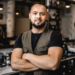 Krzysztof - The Originals Barber Shop