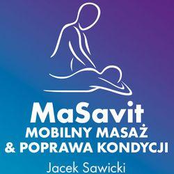 MaSavit Mobilny Masaż & Poprawa Kondycji, ulica Łąkowa 1L, 63-405, Sieroszewice