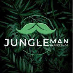 Jungle Man Barber Shop, Stefana Batorego 2/3, 40-061, Katowice
