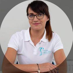 mgr  Justyna Szczęśniak - FIZJO-PROGRESS nowoczesna rehabilitacja