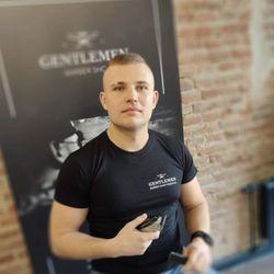 Krystian - Gentlemen Barber Shop Przemyśl