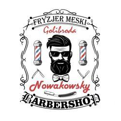 Nowakowsky Barbershop, 1-go Maja, 7a, 14-200, Iława