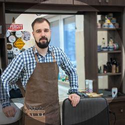 Paweł Drężek - Salon Fryzjerski New Hair & Barber Andrzej i Paweł Drężek