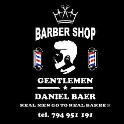 BARBER SHOP GENTLEMEN DANIEL BAER, ulica Plac Wolności, 11, 21-300, Radzyń Podlaski