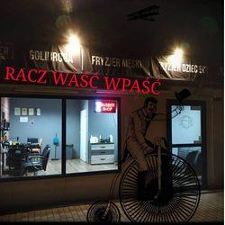 AJKI.BarberShop/Fryzjer Męski [Targowisko Skorpion], Łukasiewicza 1  PAWILON 61, PAWILON 61, 59-300, Lubin