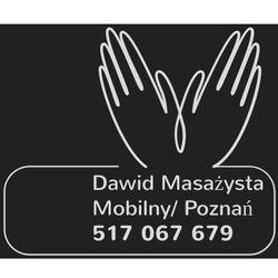 Dawid Masażysta Mobilny/ Poznań, 60-461, Poznań, Jeżyce