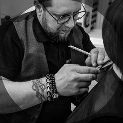 SIERGIEJ / master barber - SZTAB BarberShop & Ladies' cut
