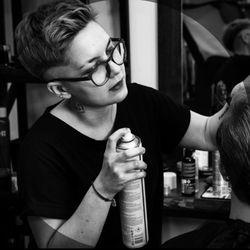 POLINA / master barber - SZTAB BarberShop & Ladies' cut