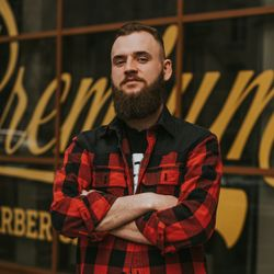 Krzysztof Talarski - Premium Cutz Barbershop