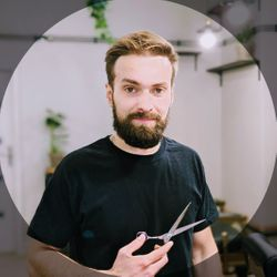 Fabian - Cyrulicy na Nowodworskiej   Barber Shop Wrocław
