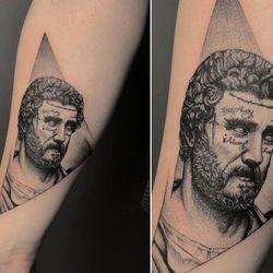Dima - Studio Tatuażu Iroink Modlińska