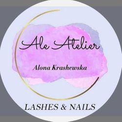Ale Atelier Lashes & Nails, ulica Stanisława Noakowskiego 26, lok. 26, 00-668, Warszawa, Śródmieście