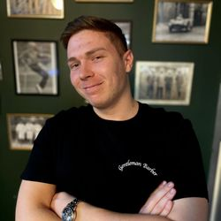Radek - Gentleman Barber Katowice