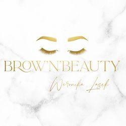 Brow'n'Beauty - Weronika Lasek, ulica Jana Christiana Andersena, 05-091, Ząbki