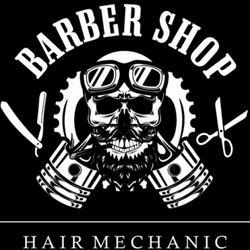 Barber Shop Hair Mechanic, ulica Młynarska, 89, 62-800, Kalisz