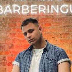 Jakub Kubacki - Sztuka Barberingu Barbershop