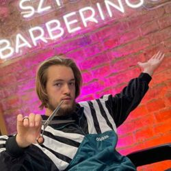 Patryk - Sztuka Barberingu Barbershop