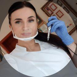 Olha Kowalska - Olha KOWALSKA Makijaż Permanentny Brwi Ust Medical Margaret Spa