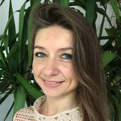 Marta Kamosz - Dziewczyny Beauty Bar #zielony