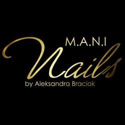 M.A.N.I Nails by Aleksandra Braciak, W Salonie DOBRY FRYZJER UL. Bolesławiecka 1/U4, 53-674, Wrocław