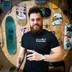 Marcin Lupke - Cut&Roll BarberShop