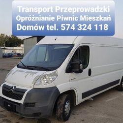 TRANSPORT PRZEPROWADZKI, gen. Jana H. Dąbrowskiego 24, 41-300, Dąbrowa Górnicza
