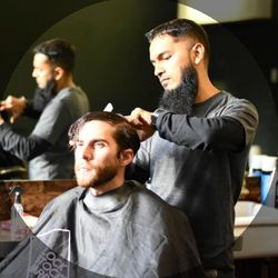 Azaad - Menigma Barber & Grooming