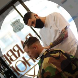 Chris Munro - THE BARBER COLLECTIVE