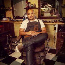 Abbaas Sylvester - Sleek Barbershop Cape Town