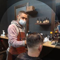 Shabier Benhaaly - Sleek Barbershop Cape Town