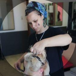 Qaanieta - BOYZ 2 MENZ HAIR STUDIO & THE HONEY ZONE BEAUTY BAR