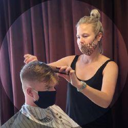 Nicoleen McCauley - Sweeney's Barbershop & Café
